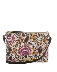 Brahmin | Multicolor Perri Crossbody | Lyst