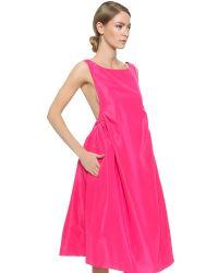 Rochas | Pink Sleeveless Dress - Rosa | Lyst