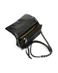 Aimee Kestenberg | Pink Snakeskin Crossbody Bag | Lyst