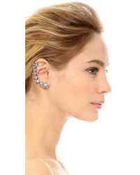 DANNIJO - Metallic Zosia Earring - Lyst