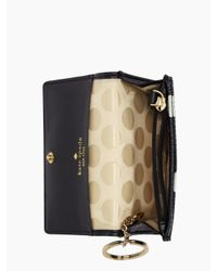 kate spade new york - Black Cedar Street Dot Darla - Lyst