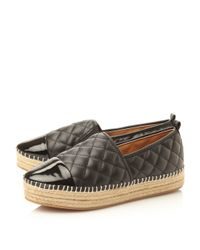 Steve Madden | Black Palamo Casual Loafers | Lyst
