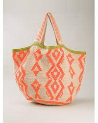 Sophie Anderson - Natural 'Luz 3' Tote - Lyst