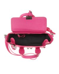 3.1 Phillip Lim Pink Pashli Mini Leather Shoulder Bag