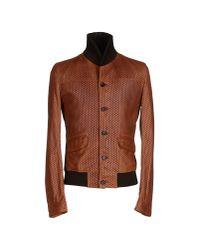 Dolce & Gabbana - Brown Jacket for Men - Lyst