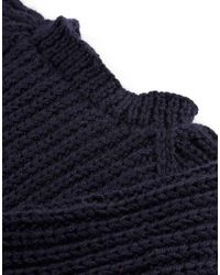 Wool And The Gang | Blue Mini Stevie Sweater | Lyst