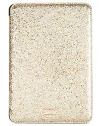kate spade new york | Metallic Glitter Bug Ipad Mini Hard Case | Lyst
