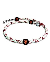 Game Wear - Black San Francisco Giants Frozen Rope Necklace for Men - Lyst