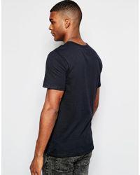 Nike | Black Court T-shirt 715819-010 for Men | Lyst