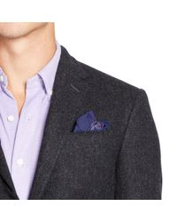 Polo Ralph Lauren | Blue Polo Herringbone Sport Coat for Men | Lyst