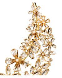 H&M - Metallic Sparkly Stone Necklace - Lyst