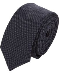 Thom Browne | Blue Wool Fresco Tie for Men | Lyst