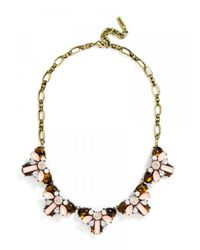 BaubleBar | Pink Bliss Collar | Lyst