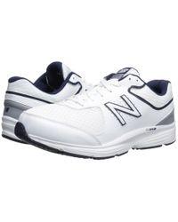 New Balance | White Mw411v2 for Men | Lyst