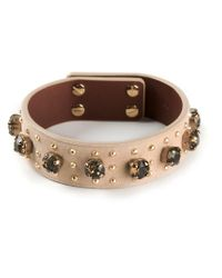 Givenchy - Natural Twist Lock Bracelet - Lyst