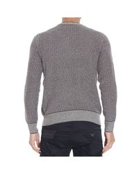 Armani Jeans | Brown Sweater for Men | Lyst