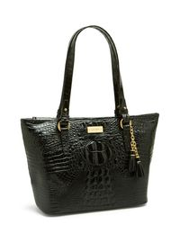 Brahmin | Black 'medium Asher' Tote | Lyst
