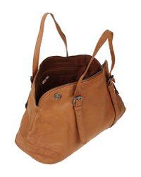 Replay - Brown Handbag - Lyst