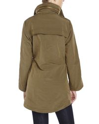 Raison D'etre | Green Water-Repellent Anorak | Lyst