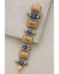 Nicole Romano | Blue Florence Bracelet | Lyst