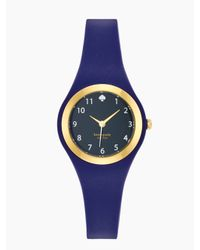 kate spade new york | Blue Rumsey Watch | Lyst