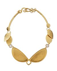 Stephanie Kantis | Metallic Metamorphosis Gold-plated Necklace | Lyst