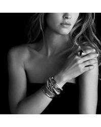 David Yurman | Green Albion Ring with Olive Quartz Diamonds and Gold | Lyst