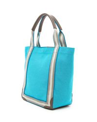 Anya Hindmarch | Blue Small Pont Tote | Lyst