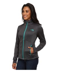 The North Face - Black Agave Jacket - Lyst