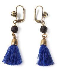 Isabel Marant - Blue Mira Earrings - Lyst