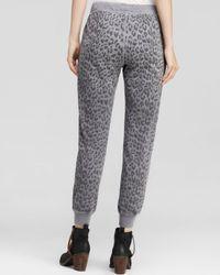 Current/Elliott - Multicolor Sweatpants - The Slim Vintage - Lyst