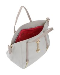Blugirl Blumarine | Gray Handbag | Lyst