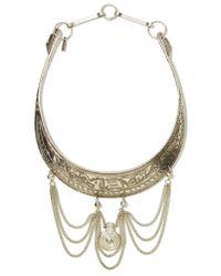 Nasty Gal | Metallic Vanessa Mooney Nebulous Necklace | Lyst