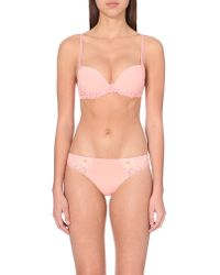 Simone Perele | Pink Delice Airpad Push-up Bra | Lyst