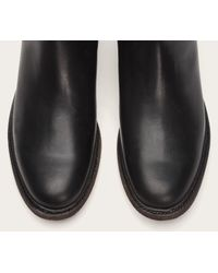 Frye - Black James Leather Chelsea Boots for Men - Lyst