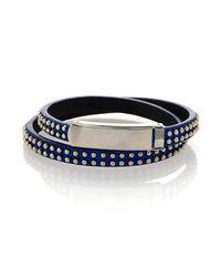Steve Madden - Blue bracelets - Lyst