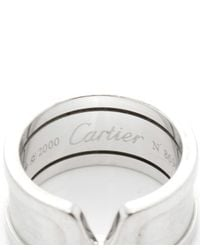Cartier - Metallic Guaranteed Authentic Pre-Owned Ring - Lyst