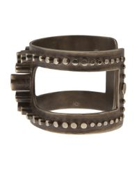 Beth Orduna | Metallic Studded Cuff | Lyst