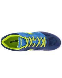 Diadora - Blue Quinto V Id for Men - Lyst