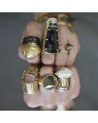 Kelly Wearstler | Metallic Bellino Ring | Lyst