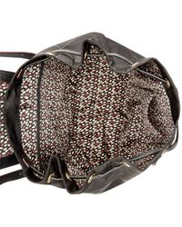 Vera Bradley | Black Diamond-patterned Backpack | Lyst