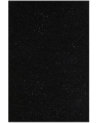 BOSS Orange - Black Knitted Gloves 'ivoria' - Lyst