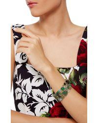 Sharon Khazzam - Green One Of A Kind Loulou Bracelet - Lyst