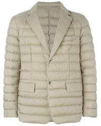Moncler - Natural 'javier' Jacket for Men - Lyst