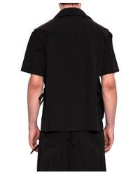 Björn Borg - Black Nylon Shirt for Men - Lyst