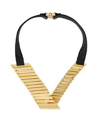 Maiyet - Metallic Women's Empire Necklace - Lyst
