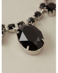 Tom Binns - Black Crystal and Marqui Pearl Necklace - Lyst