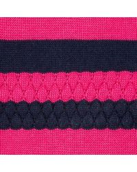 Paul Smith | Pink Striped Socks for Men | Lyst