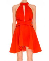 Cameo - Red Breaking Hearts Dress - Lyst