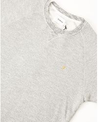 Farah   Natural Morton Short Sleeve Sweatshirt for Men   Lyst